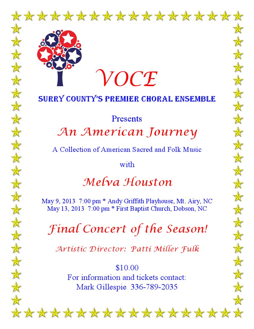 VOCE_The_American_Journey_flyer